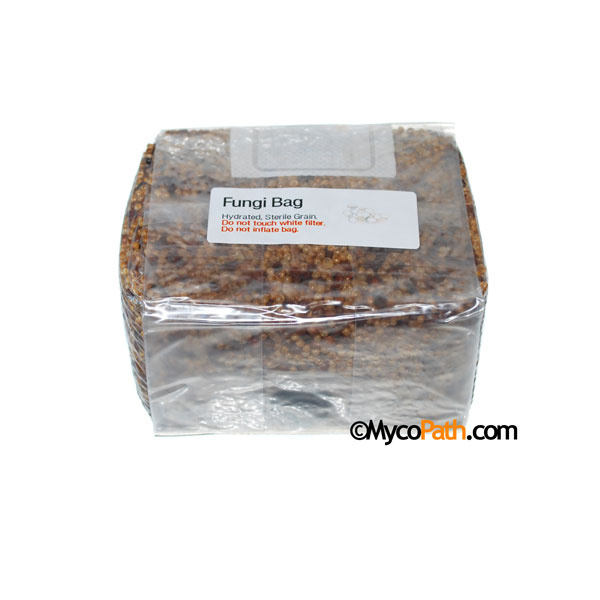 Sterilized Wild Bird Seed Fungi Bag�, 1lb