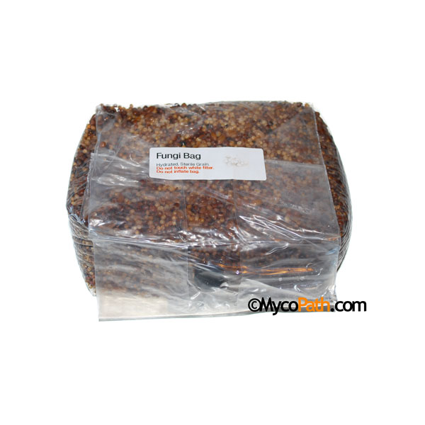 Sterilized Wild Bird Seed Fungi Bag�, 2lb