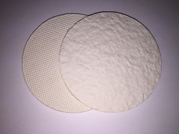 Cellulose Filter Discs - Large Mouth, 90mm - 12