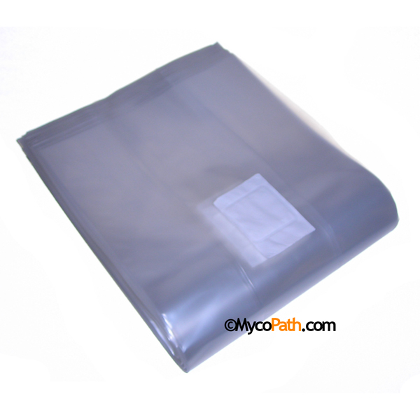 Large Presealable Gusseted Spawn Bags, B Filter