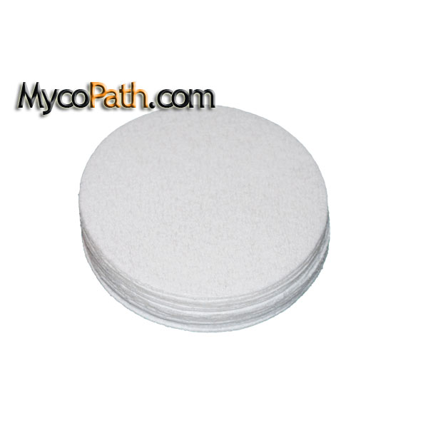 Synthetic Filter Discs - Regular Mouth, 70mm - 12